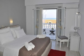 accommodation fedra mare sea view