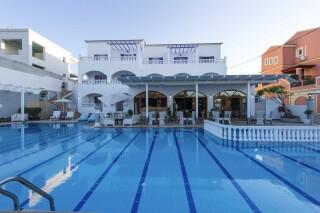 corfu greek hotel fedra mare