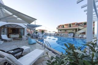 corfu hotel fedra mare in greece