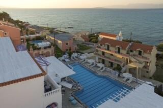 facilities fedra mare hotel view