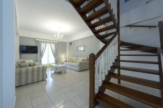 rooms fedra mare hotel stairs